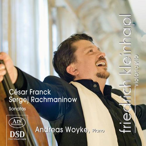 Kleinhapl: Franck, Rachmaninow - Sonatas