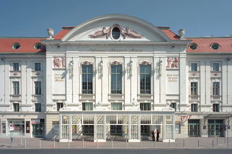 Wiener Konzerthaus - Mittwoch, 21. März 2018, 12:30 – c...