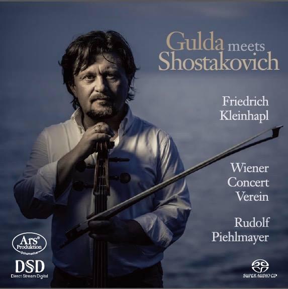 """Die neue CD kommt heute ins Presswerk! """"Gulda meets Sho..."""