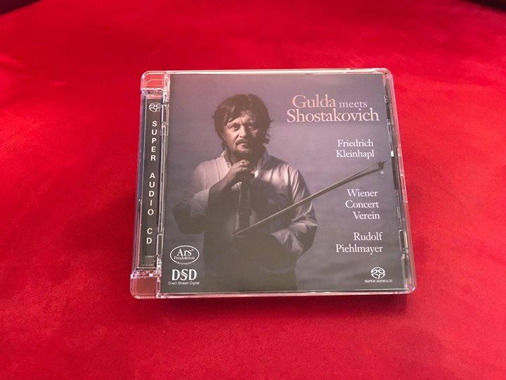 """Die neue CD ist da: """"Gulda meets Shostakovich"""" mit Frie..."""