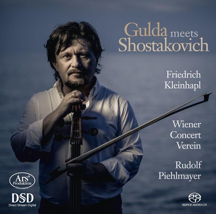 """""""Gulda meets Shostakovich"""" - witzig ironisch, brilliant..."""